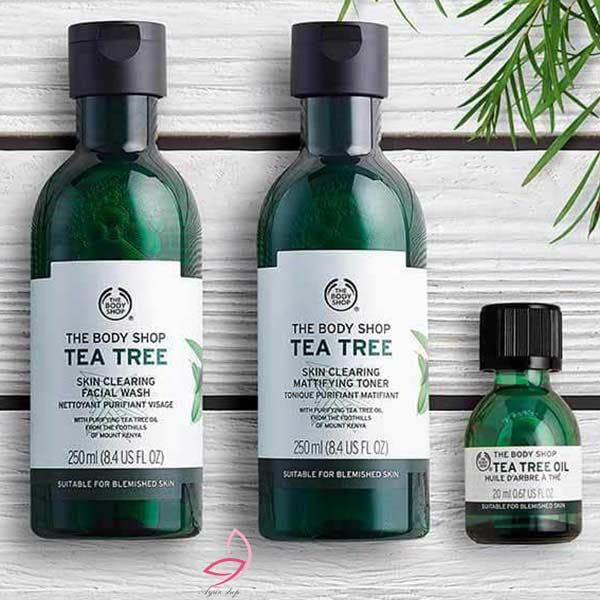 تونر-چای-سبز(tea-tree)