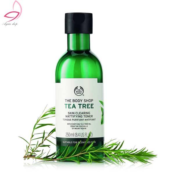 تونر چای سبز(tea-tree)