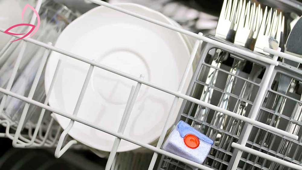 قرص ظرفشویی چگونه کار می کند؟