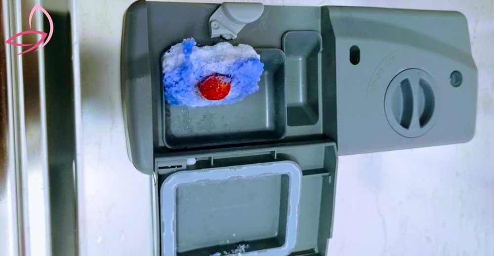 نحوهی عملکرد قرص ماشین ظرفشویی