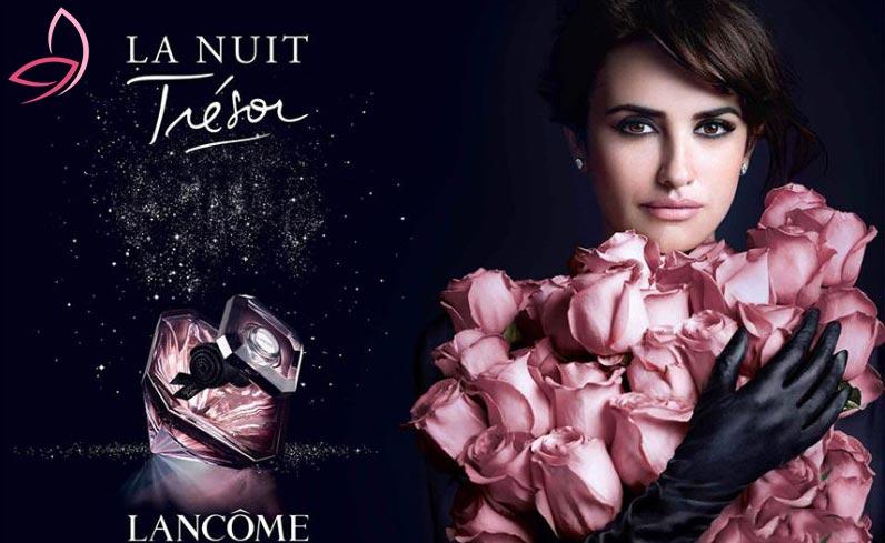 عطر لانکوم لانویت ترزور زنانه LANCOME LA NUIT TRESOR
