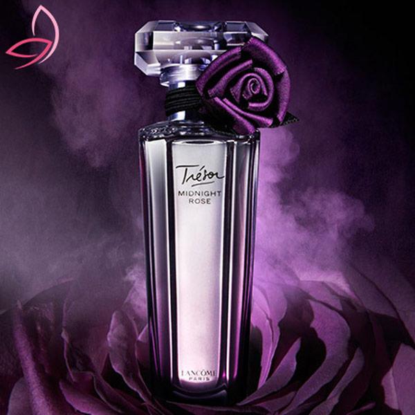عطر لانکوم ترزور میدنایت رز زنانه Tresor Midnight Rose