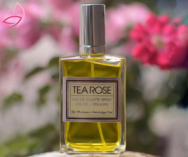ادکلن تی رز اصل ساخت آمریکا Tea Rose