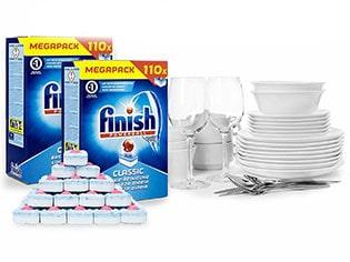 قوص ماشین ظرفشویی فینیش