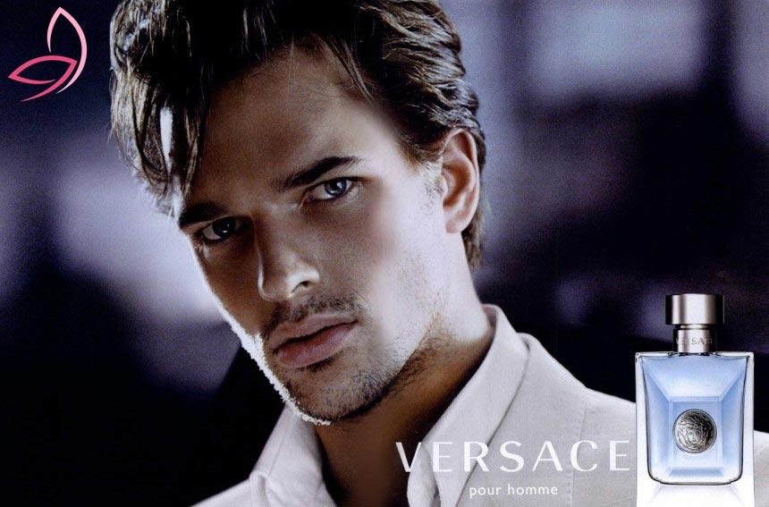 عطر ادکلن ورساچه پورهوم مردانه Versace Pour Homme