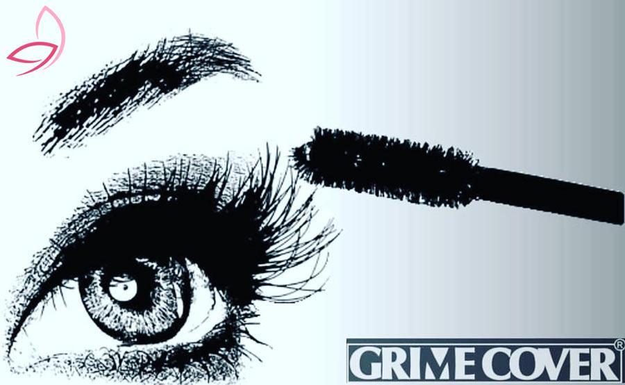 ریمل حجم دهنده 10X گریم کاور Volume mascara 10X grme cover