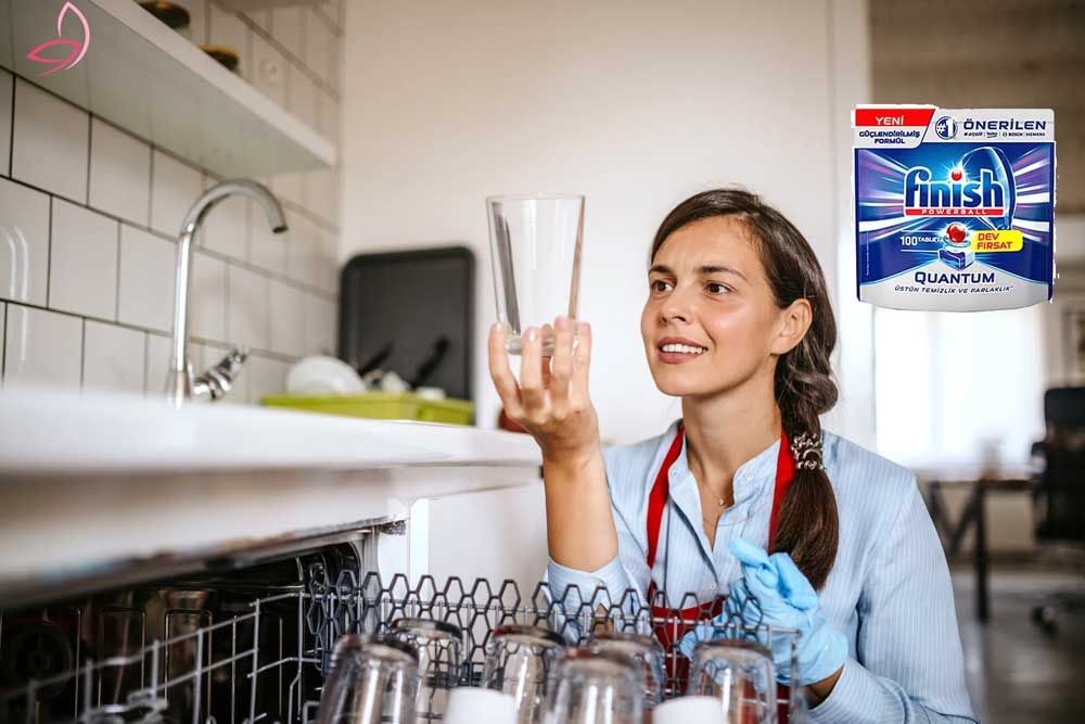 تفاوت پودر ظرفشویی و قرص ماشین ظرفشویی